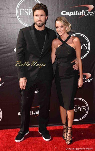 Brody Jenner & Kaitlyn Jenner
