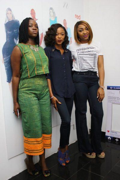 Asake Oge, Mariam Adeyemi & Sharon Ojong