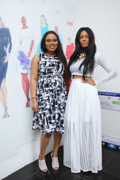 Lara Cole & Bertha Owusu