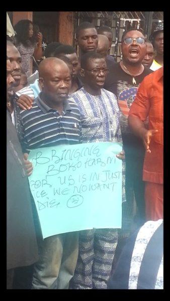 Enugu Protest1
