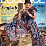 Erykah Badu for Essense Global Issue - BellaNaija - July2015001