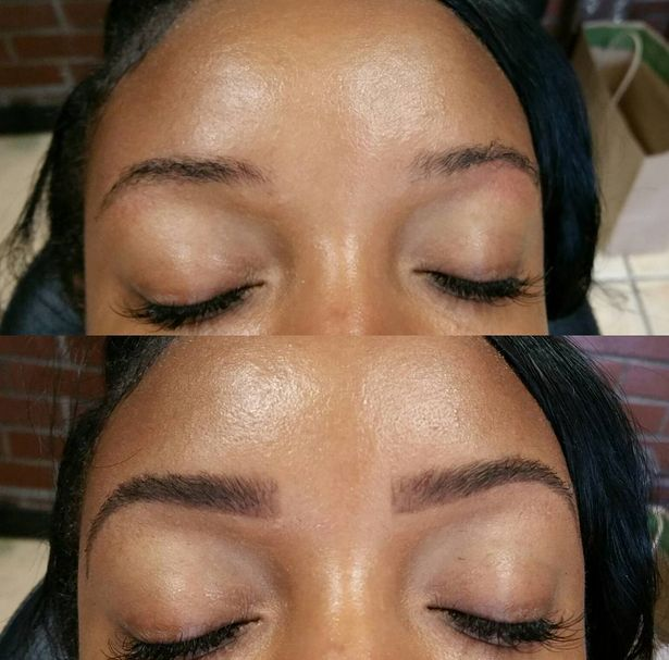 Eyebrow Extensions via BuzzFeed - BellaNaija - July2015001
