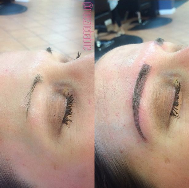 Eyebrow Extensions via BuzzFeed - BellaNaija - July2015002
