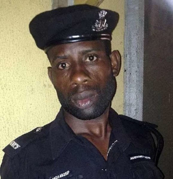 Fake Police Officer BellaNaija