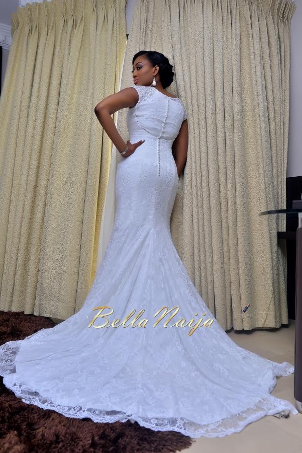 Folashade & Teina Yoruba & Ijaw Nigerian Wedding in Lagos - AkinTayoTimi - BellaNaija 2015 -10