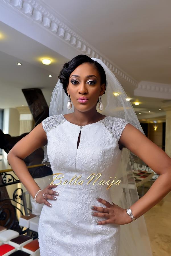Folashade & Teina Yoruba & Ijaw Nigerian Wedding in Lagos - AkinTayoTimi - BellaNaija 2015 -11