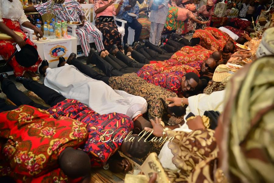Folashade & Teina Yoruba & Ijaw Nigerian Wedding in Lagos - AkinTayoTimi - BellaNaija 2015 -14
