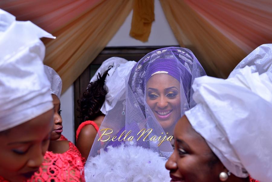 Folashade & Teina Yoruba & Ijaw Nigerian Wedding in Lagos - AkinTayoTimi - BellaNaija 2015 -15