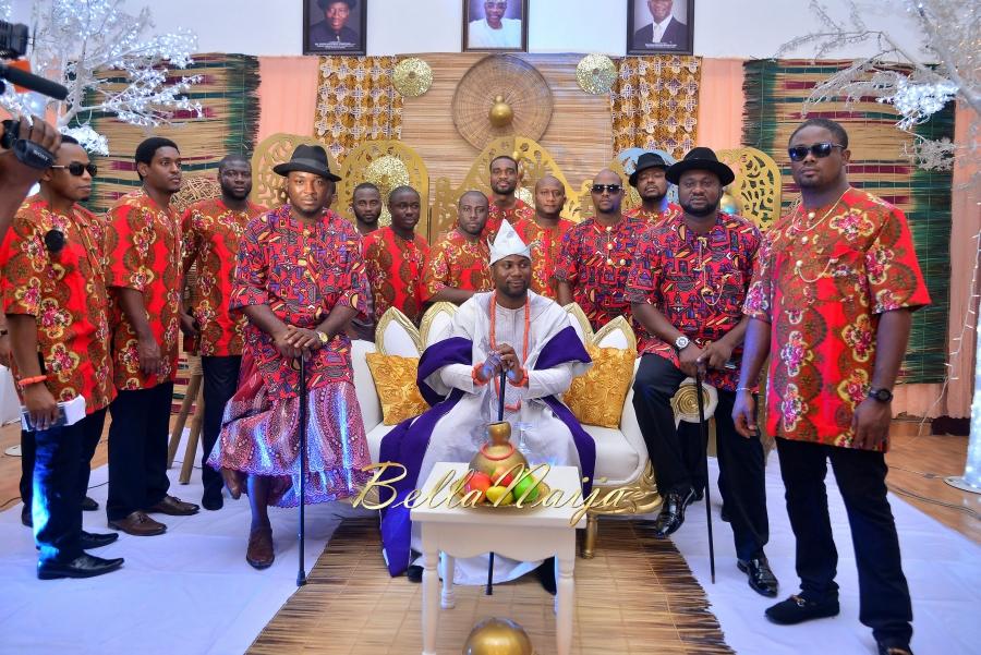 Folashade & Teina Yoruba & Ijaw Nigerian Wedding in Lagos - AkinTayoTimi - BellaNaija 2015 -17