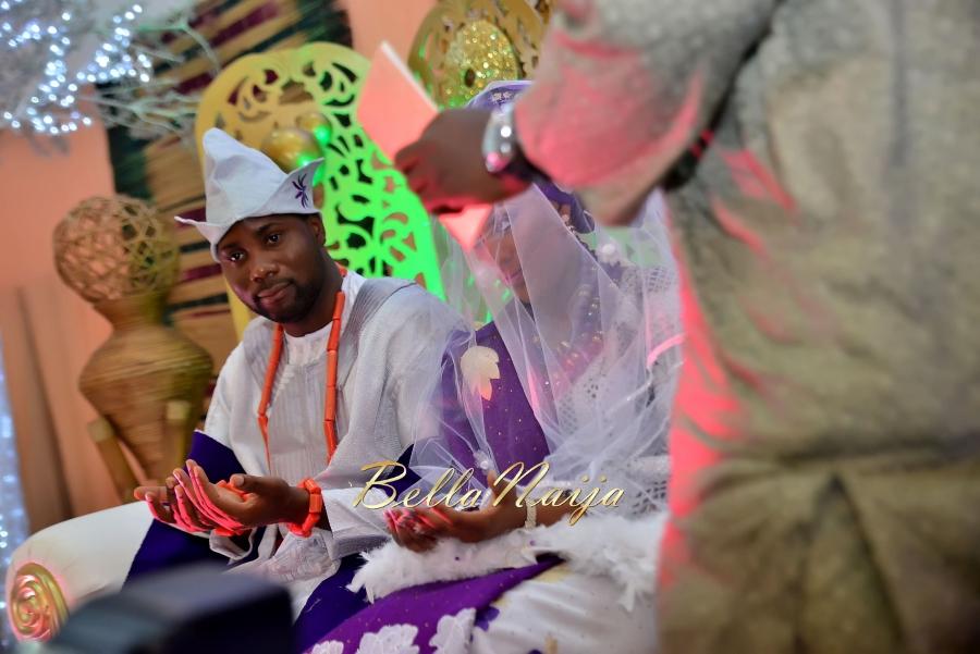 Folashade & Teina Yoruba & Ijaw Nigerian Wedding in Lagos - AkinTayoTimi - BellaNaija 2015 -19
