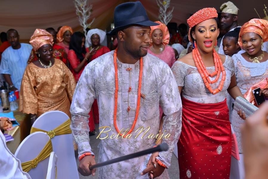 Folashade & Teina Yoruba & Ijaw Nigerian Wedding in Lagos - AkinTayoTimi - BellaNaija 2015 -20