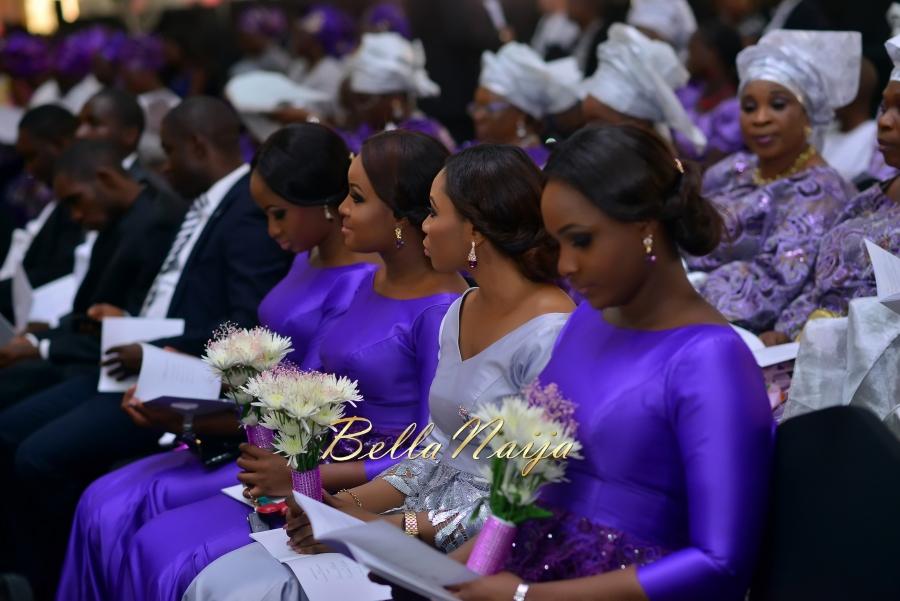 Folashade & Teina Yoruba & Ijaw Nigerian Wedding in Lagos - AkinTayoTimi - BellaNaija 2015 -21
