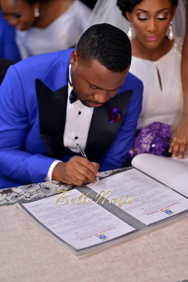 Folashade & Teina Yoruba & Ijaw Nigerian Wedding in Lagos - AkinTayoTimi - BellaNaija 2015 -26