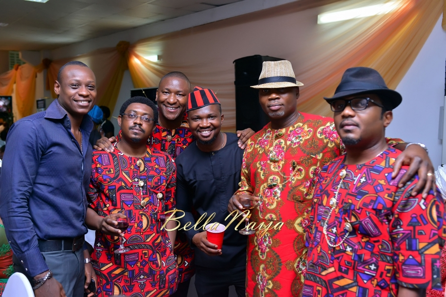 Folashade & Teina Yoruba & Ijaw Nigerian Wedding in Lagos - AkinTayoTimi - BellaNaija 2015 -30