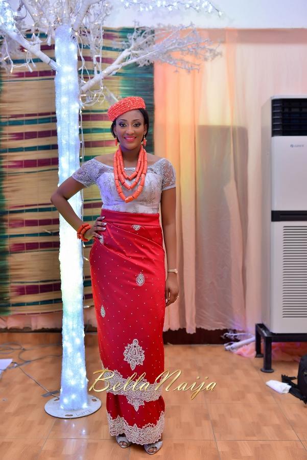 Folashade & Teina Yoruba & Ijaw Nigerian Wedding in Lagos - AkinTayoTimi - BellaNaija 2015 -35
