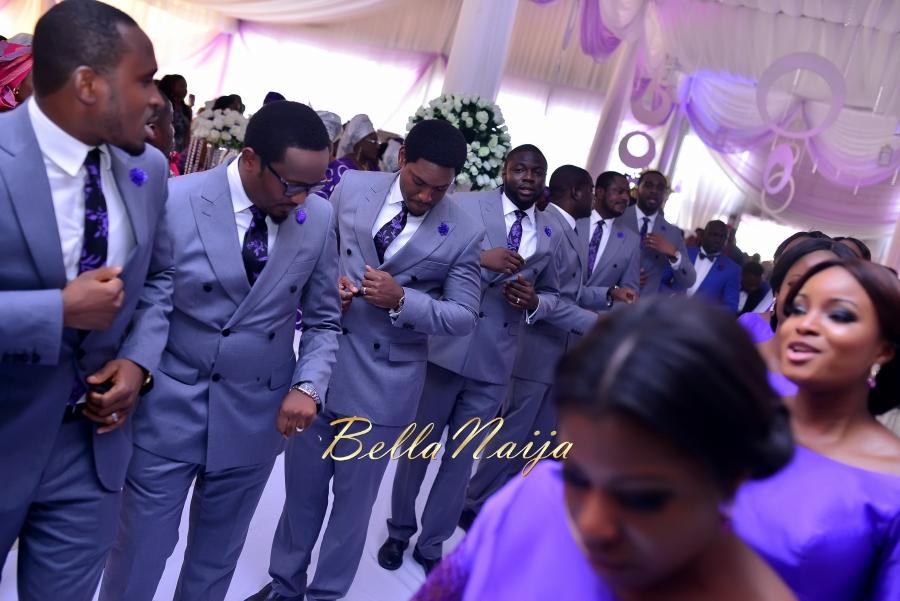 Folashade & Teina Yoruba & Ijaw Nigerian Wedding in Lagos - AkinTayoTimi - BellaNaija 2015 -36