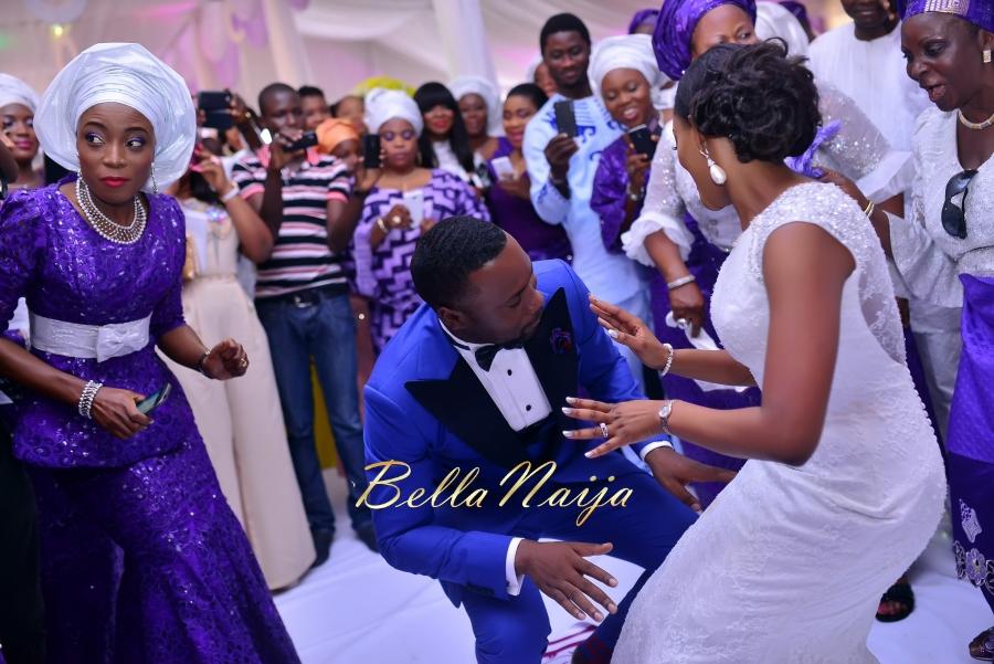Folashade & Teina Yoruba & Ijaw Nigerian Wedding in Lagos - AkinTayoTimi - BellaNaija 2015 -37