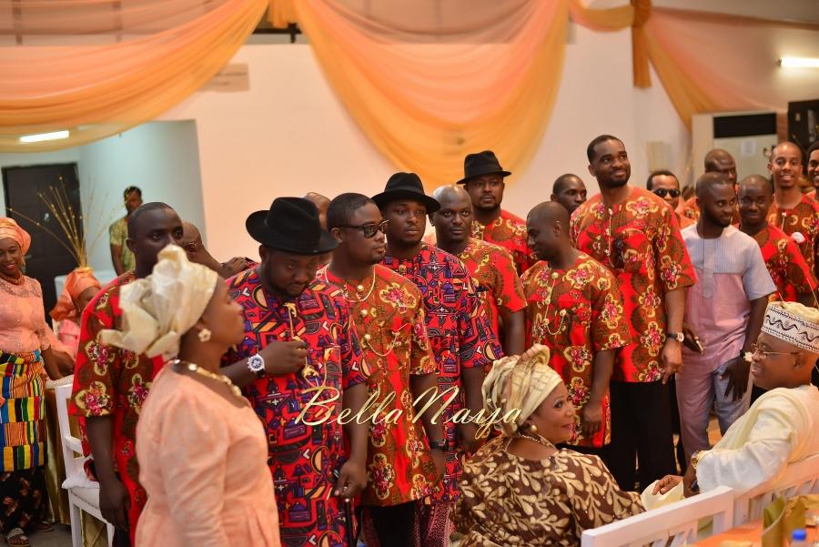 Folashade & Teina Yoruba & Ijaw Nigerian Wedding in Lagos - AkinTayoTimi - BellaNaija 2015 -39