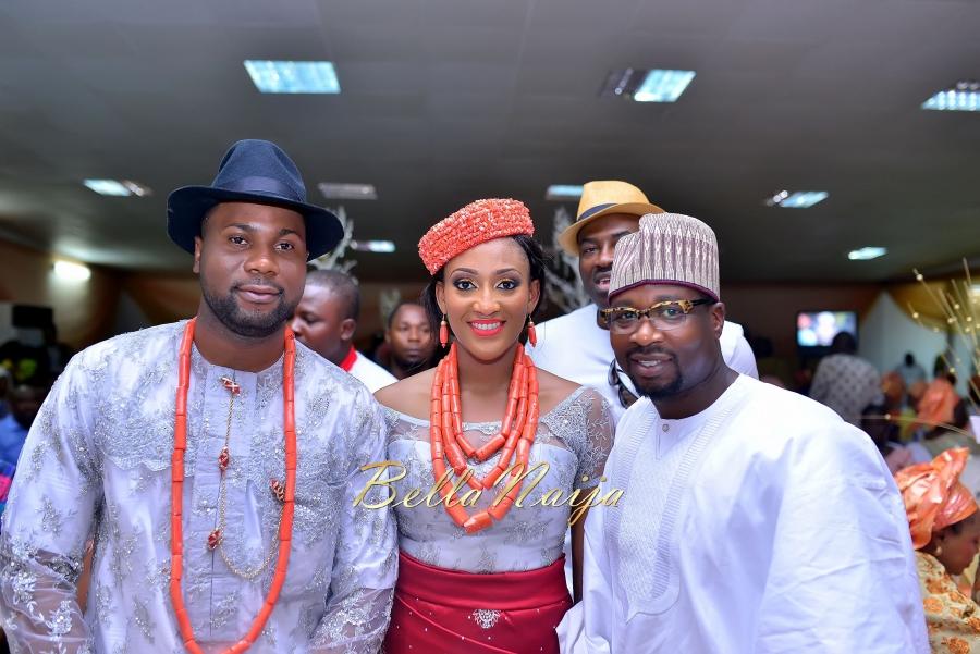 Folashade & Teina Yoruba & Ijaw Nigerian Wedding in Lagos - AkinTayoTimi - BellaNaija 2015 -42