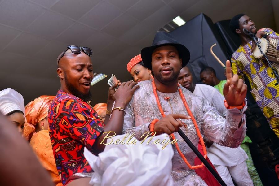 Folashade & Teina Yoruba & Ijaw Nigerian Wedding in Lagos - AkinTayoTimi - BellaNaija 2015 -43