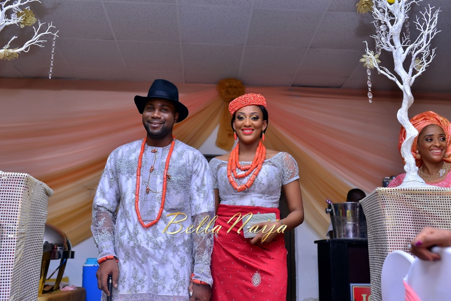 Folashade & Teina Yoruba & Ijaw Nigerian Wedding in Lagos - AkinTayoTimi - BellaNaija 2015 -46