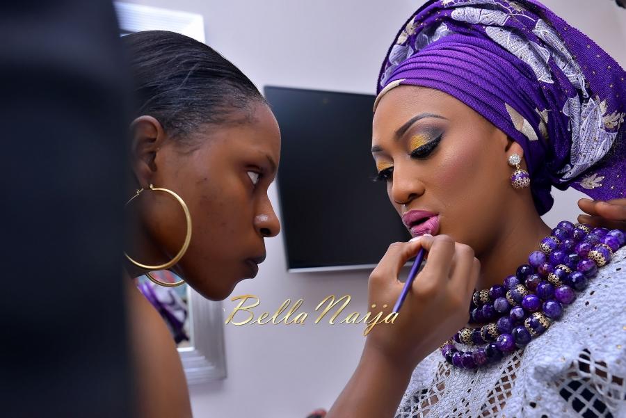 Folashade & Teina Yoruba & Ijaw Nigerian Wedding in Lagos - AkinTayoTimi - BellaNaija 2015 -5
