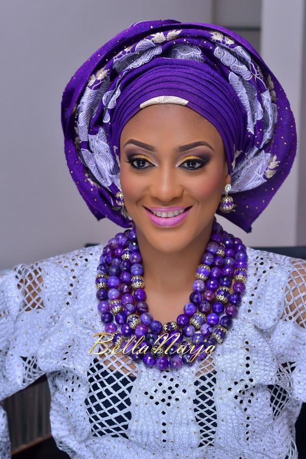Folashade & Teina Yoruba & Ijaw Nigerian Wedding in Lagos - AkinTayoTimi - BellaNaija 2015 -6