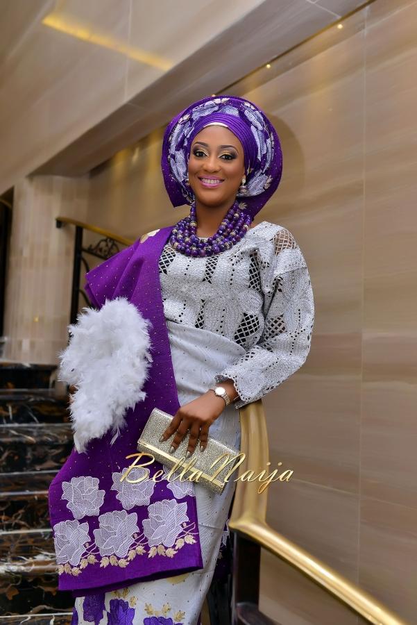 Folashade & Teina Yoruba & Ijaw Nigerian Wedding in Lagos - AkinTayoTimi - BellaNaija 2015 -7