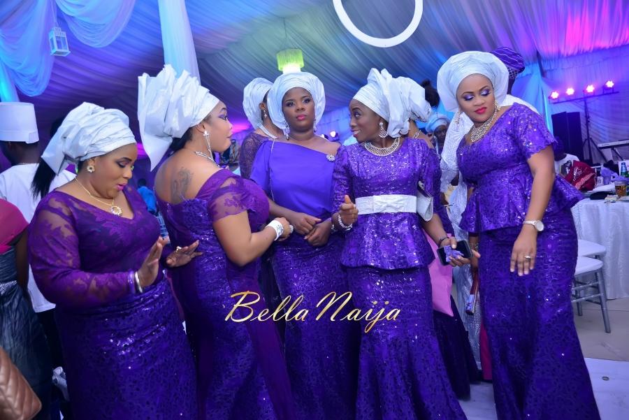 Folashade & Teina Yoruba & Ijaw Nigerian Wedding in Lagos - AkinTayoTimi - BellaNaija 2015 -DSC_9621