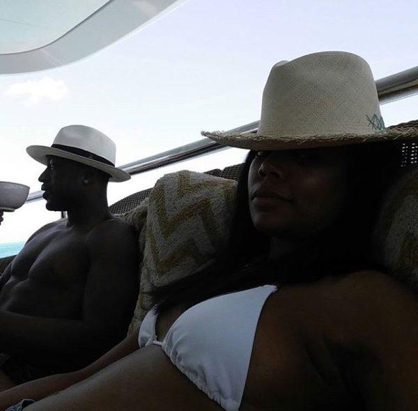 Dwyane Wade & Gabrielle Union