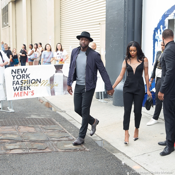 Gabrielle-Union-Dwyane-Wade-New-York-Fashion-Week-Mens-July-2015-BellaNaija0005