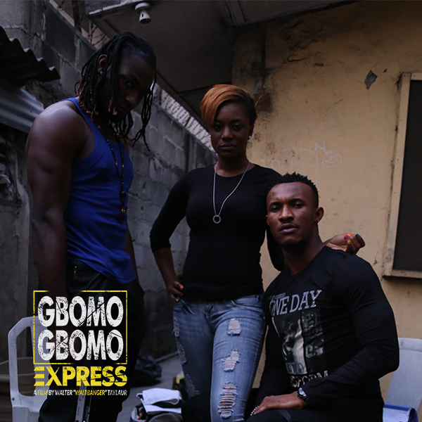 Gbomo-Gbomo Express (10) - Gbenro Ajibade, Kiki Omeili, and Gideon Okeke