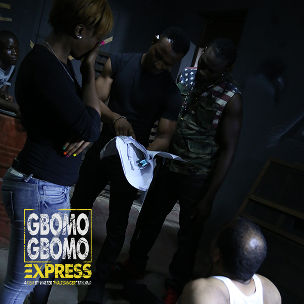 Gbomo-Gbomo Express (11) -Kiki Omeili, Gideon Okeke, Gbenro Ajibade, and Ramsey Nouah