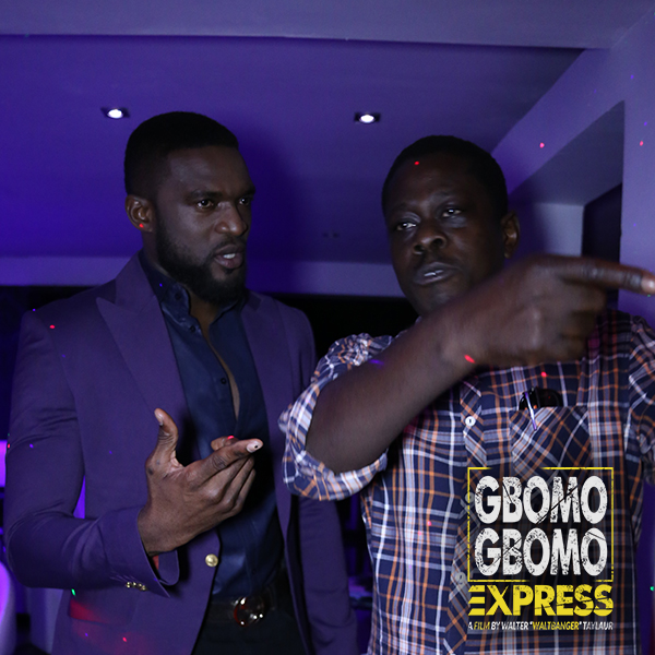 Gbomo-Gbomo Express (15) - Kenneth Okolie and Walter 'Waltbanger' Taylaur