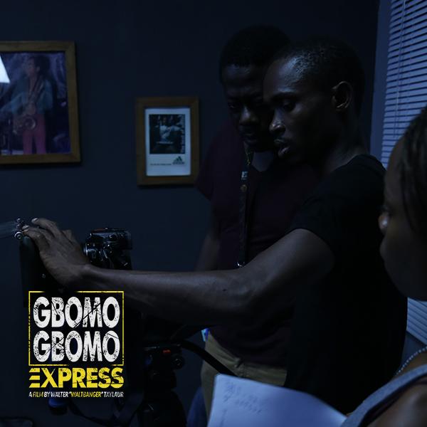 Gbomo-Gbomo Express (17) - Walter 'Waltbanger' Taylaur, David Wyte, and Joan Inigbi