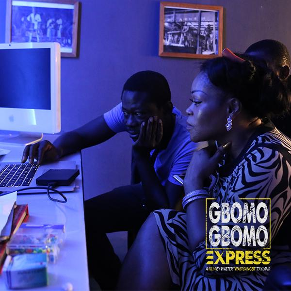 Gbomo-Gbomo Express (20) - Walter 'Waltbanger' Taylaur and Shafy Bello-Akinrimisi