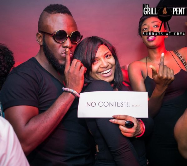 Grill At The Pent All Black Edition - Bellanaija - July2015009