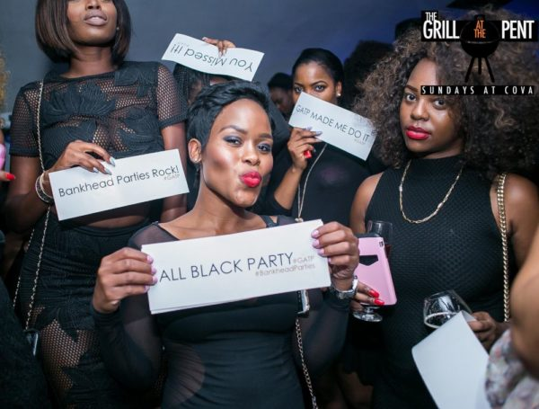 Grill At The Pent All Black Edition - Bellanaija - July2015012