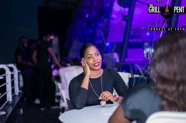 Grill At The Pent All Black Edition - Bellanaija - July2015013