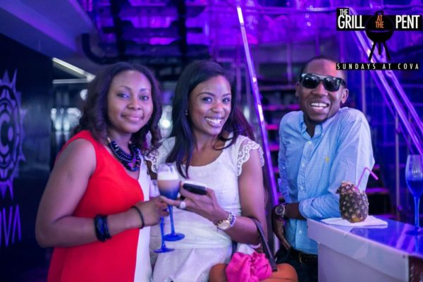 Grill At The Pent All Black Edition - Bellanaija - July2015018