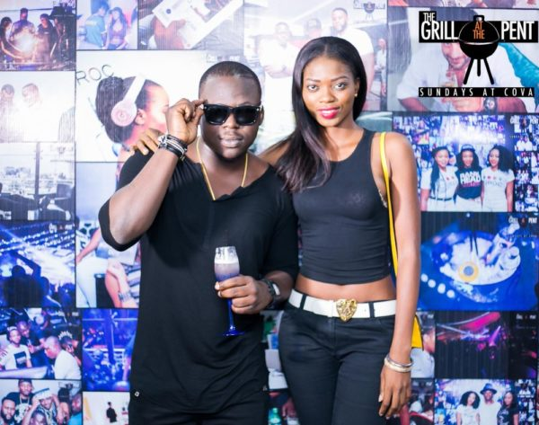 Grill At The Pent All Black Edition - Bellanaija - July2015023