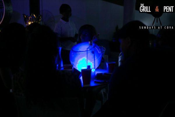 Grill At The Pent All Black Edition - Bellanaija - July2015025