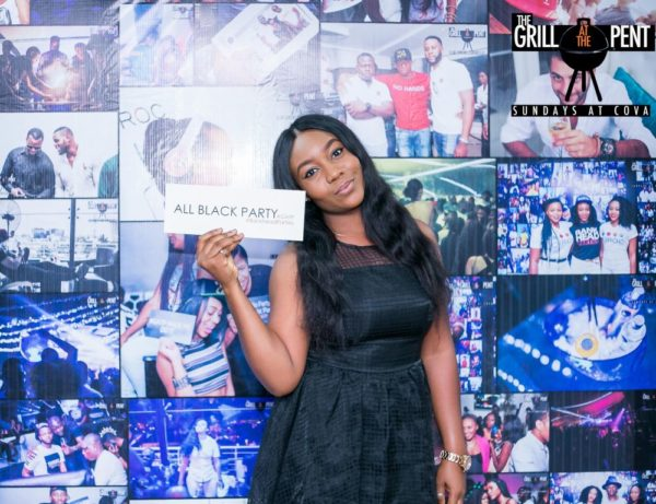 Grill At The Pent All Black Edition - Bellanaija - July2015029