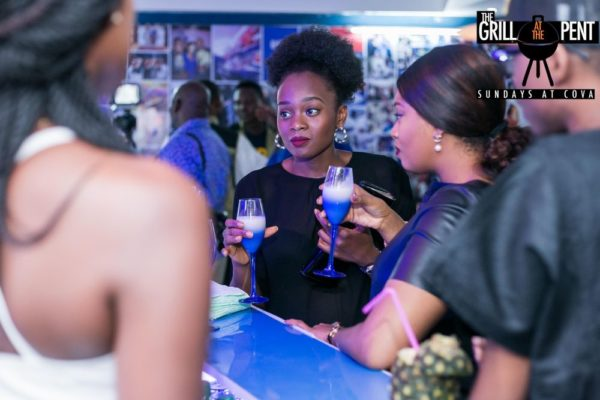 Grill At The Pent All Black Edition - Bellanaija - July2015030