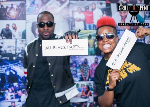 Grill At The Pent All Black Edition - Bellanaija - July2015031