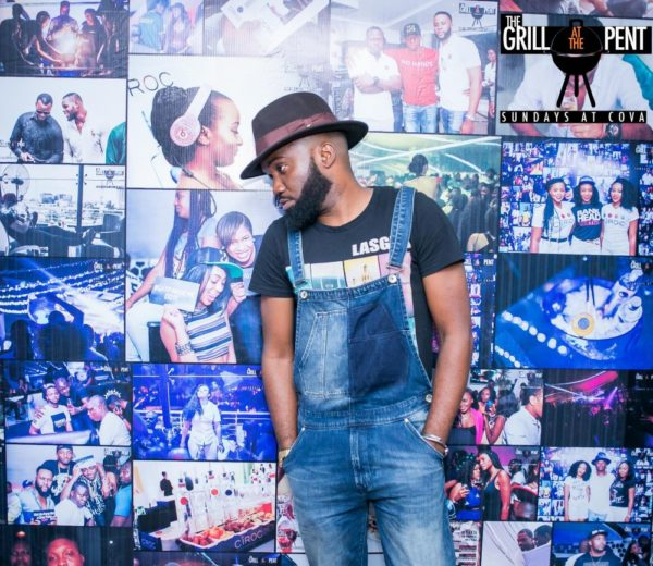 Grill At The Pent All Black Edition - Bellanaija - July2015033