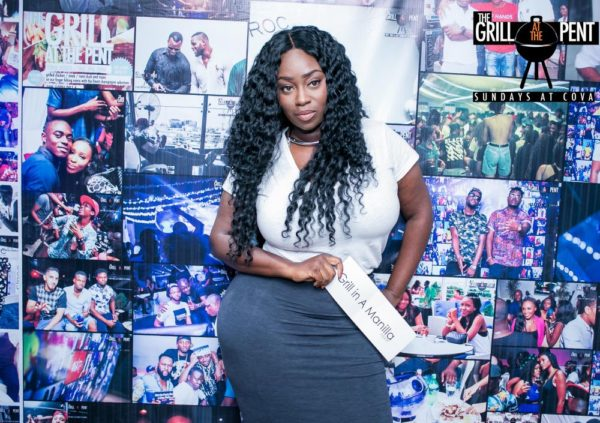 Grill At The Pent All Black Edition - Bellanaija - July2015034