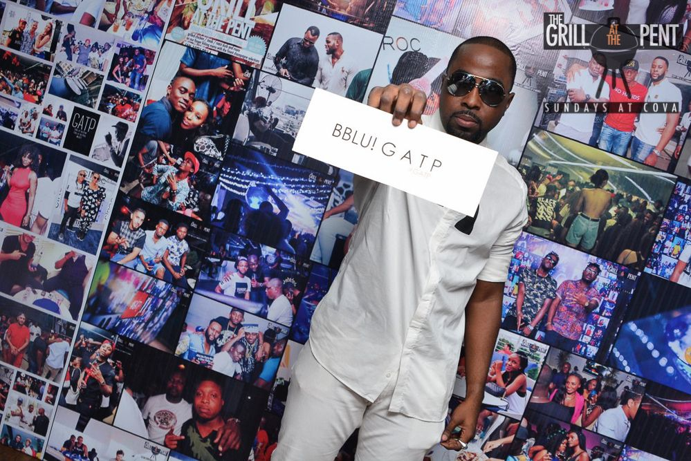 Grill At The Pent All White Soiree - Bellanaija - July2015001