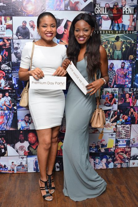Grill At The Pent All White Soiree - Bellanaija - July2015005