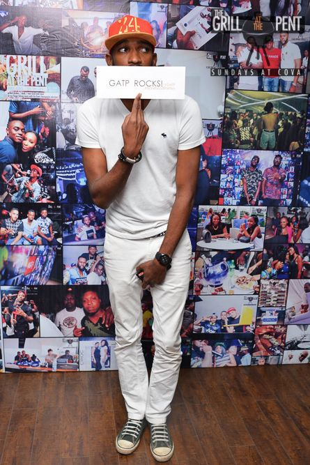 Grill At The Pent All White Soiree - Bellanaija - July2015013